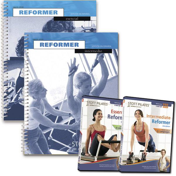 IR - Intensive Reformer Course Package (Spanish)