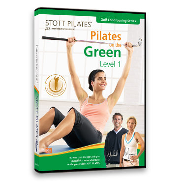 DVD - Pilates on the Green, Level 1