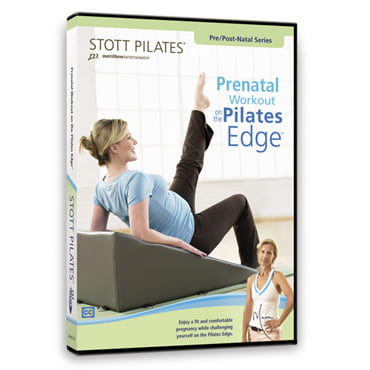 DVD - Prenatal Workout on the Pilates Edge