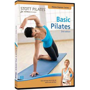 DVD - Basic Pilates, 2nd Ed.