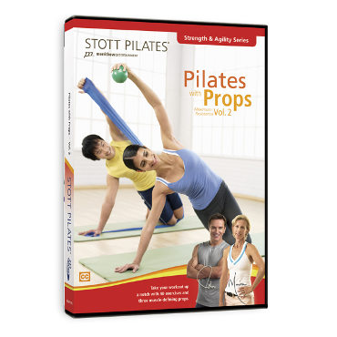 DVD - Pilates with Props, Maximum Resistance, Vol. 2