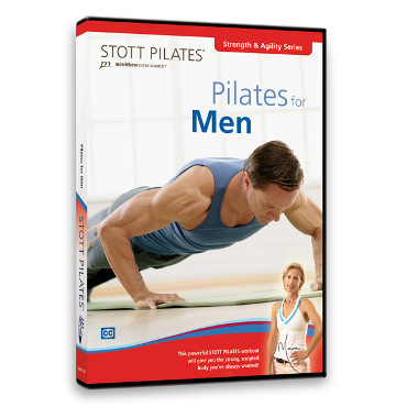 DVD - Pilates for Men