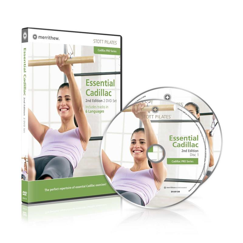 DVD - Essential Cadillac, 2nd Ed.