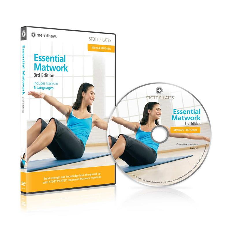 DVD - Essential Matwork, 3rd Ed.