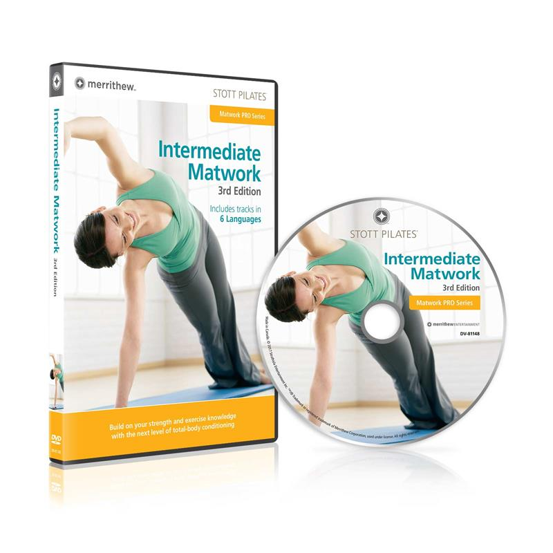 DVD - Intermediate Matwork, 3rd Ed.