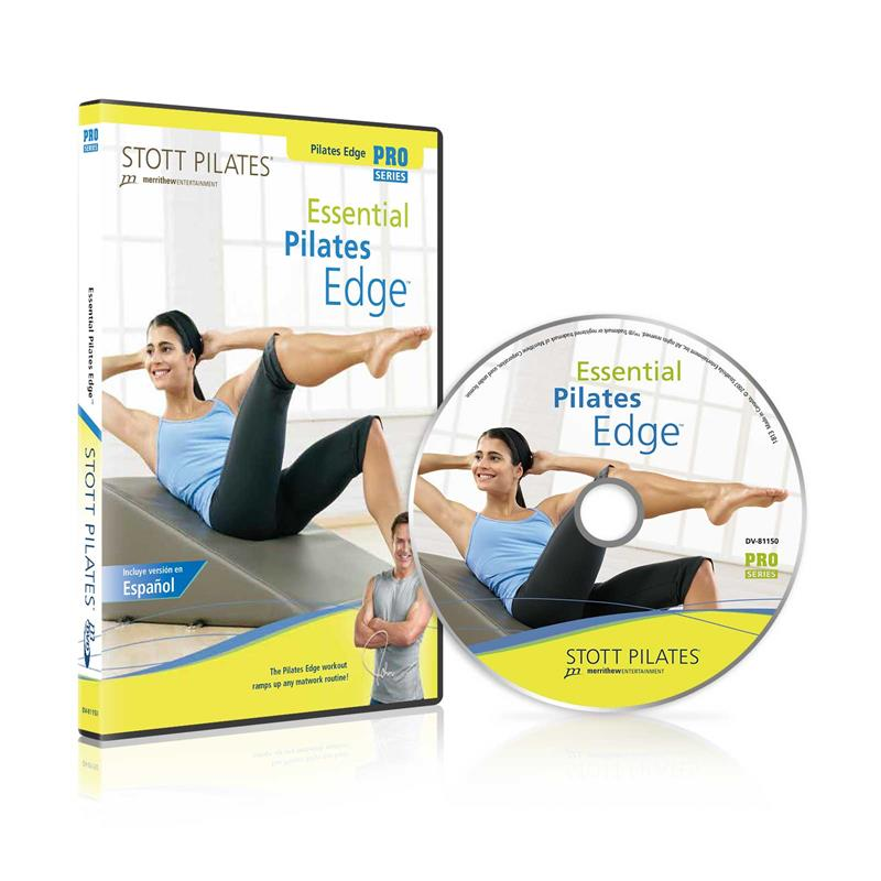 DVD - Essential Pilates Edge