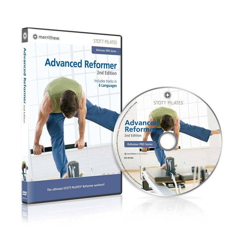 STOTT PILATES® · Advanced Reformer, 2nd Ed.