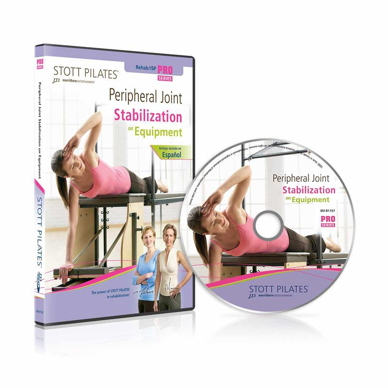 DVD - Peripheral Joint Stabilization on Equipment