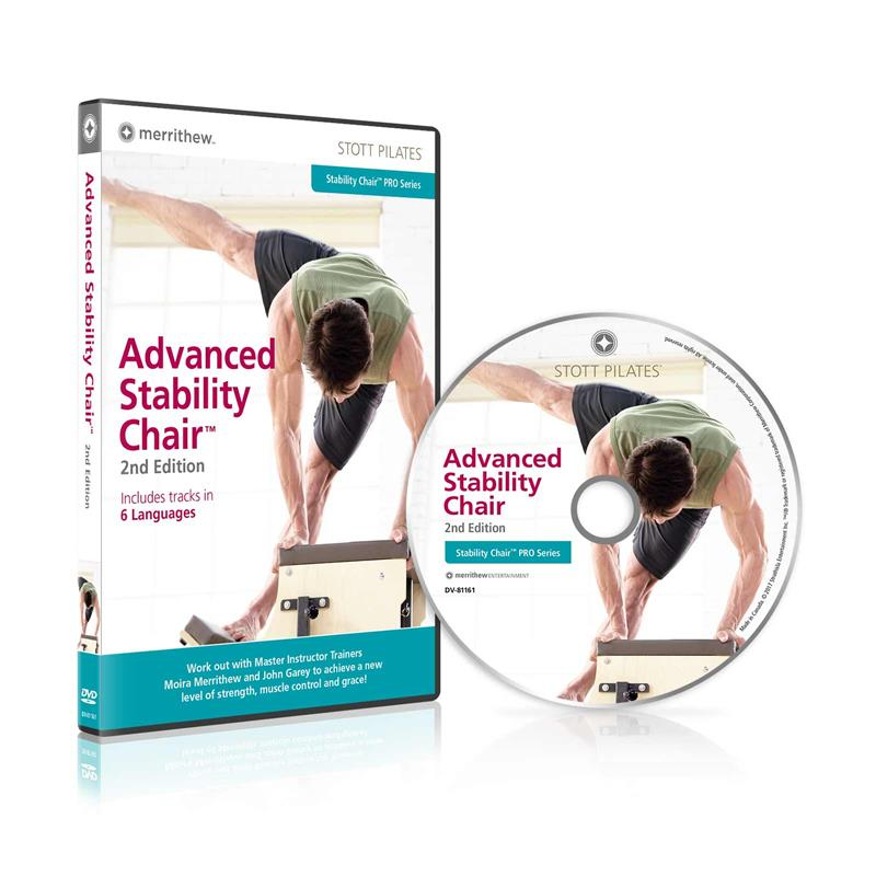 DVD - Advanced Stability Chair, 2nd Ed.