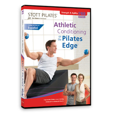 DVD - Athletic Conditioning on the Pilates Edge