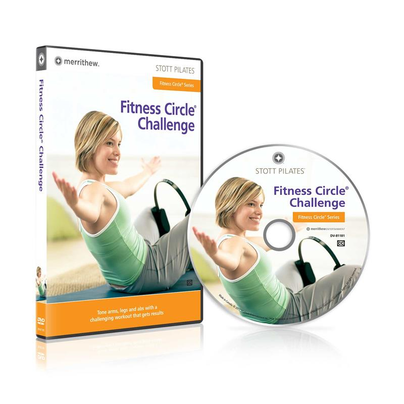 DVD - Fitness Circle Challenge