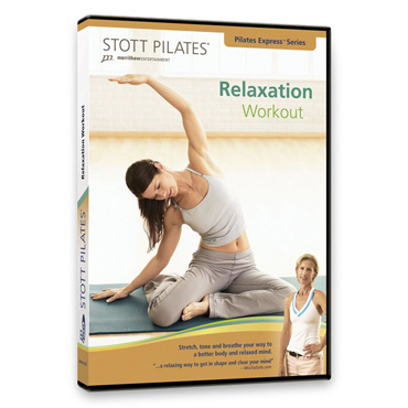 DVD - Relaxation Workout