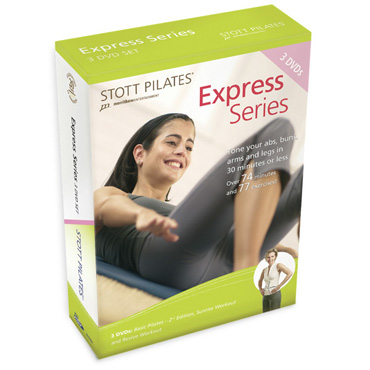 Express Series DVD Three-Pack