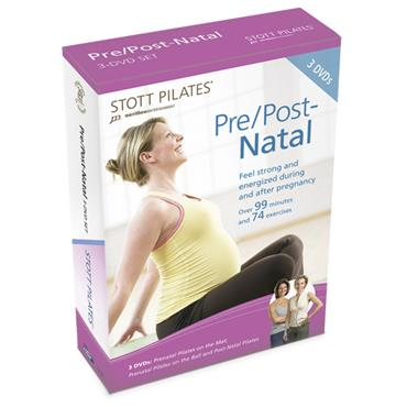 Pre/Post-Natal DVD Three-Pack