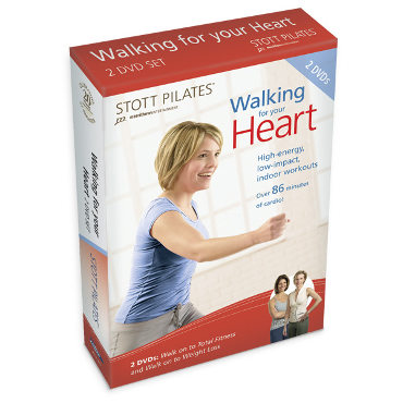 Walking For Your Heart (DVD 2-pack)
