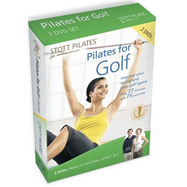 Pilates for Golf DVD - 2 Pack