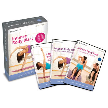 Intense Body Blast DVD Three-Pack