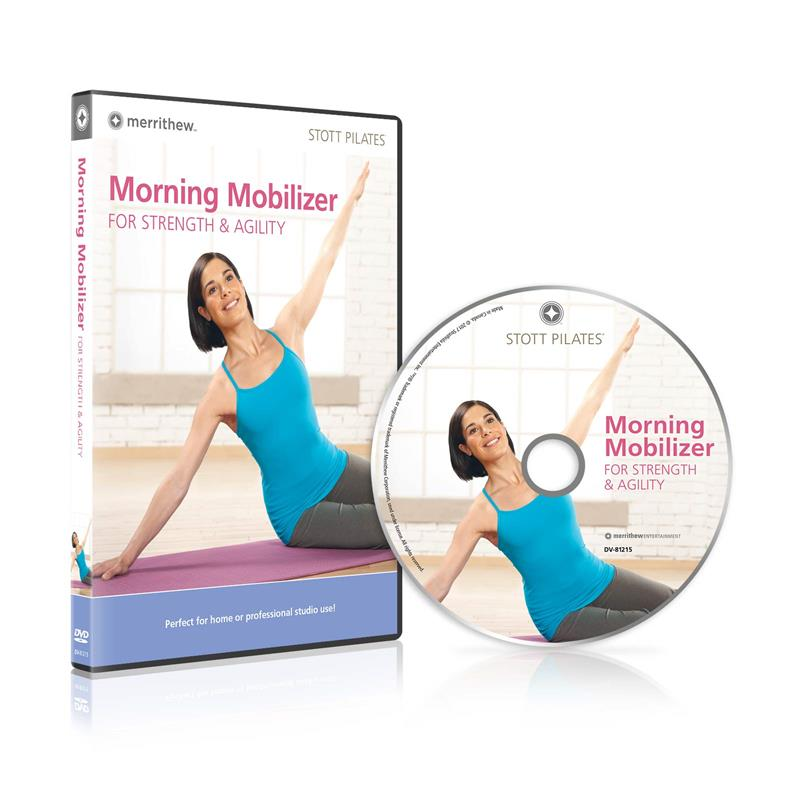 DVD - Morning Mobilizer for Strength & Agility