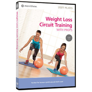 Weight Loss Circuit Training with Props, Level 2
