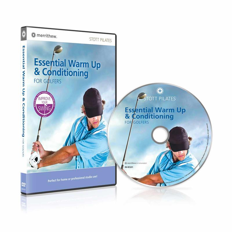 DVD - Essential Warm Up & Conditioning for Golfers