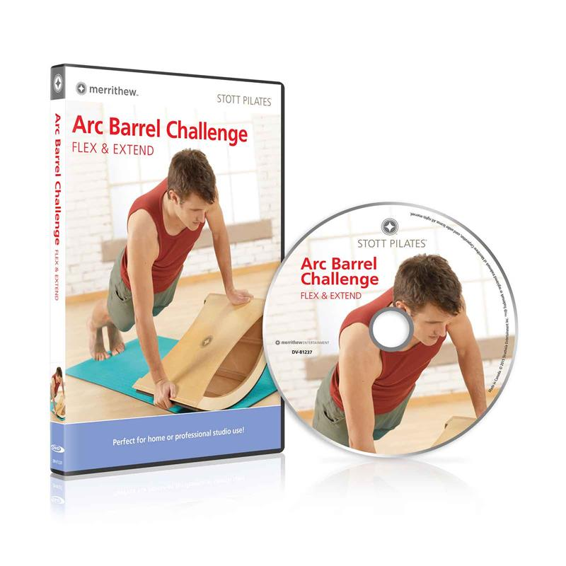 DVD - Arc Barrel Challenge: Flex & Extend