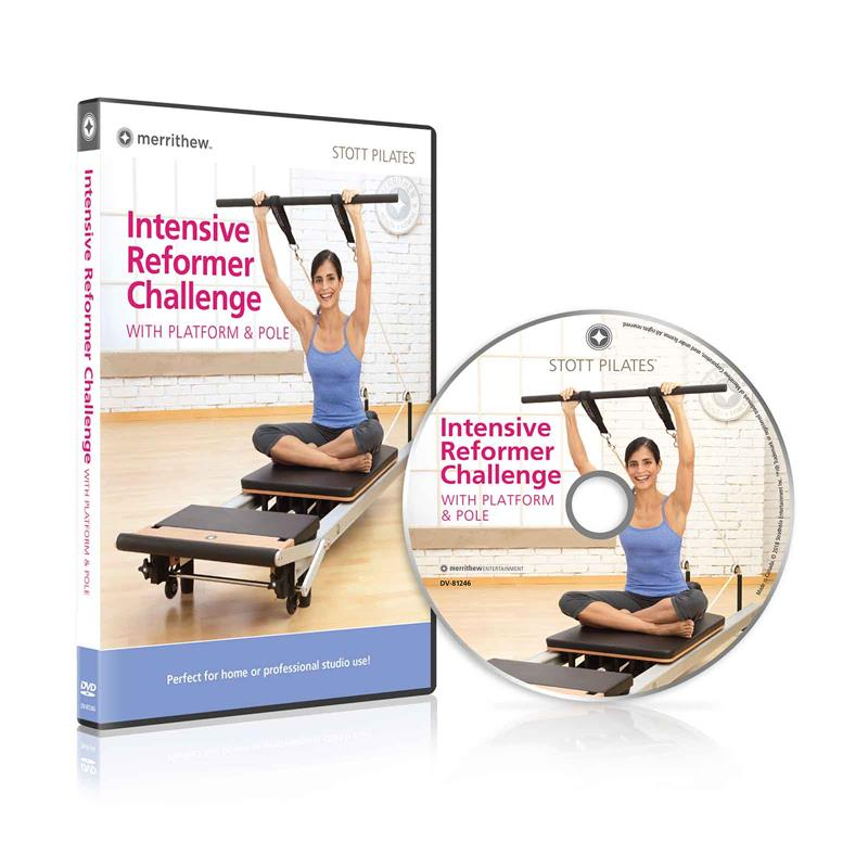 DVD - Intensive Reformer Challenge with Platform & Pole