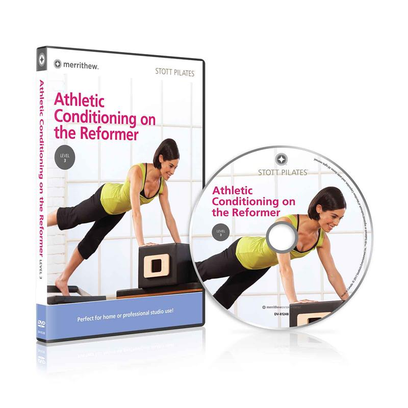 DVD - Athletic Conditioning on the Reformer Level 3
