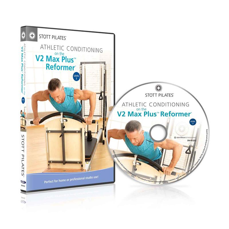 DVD - Athletic Conditioning on V2 Max Plus Reformer, Level 2