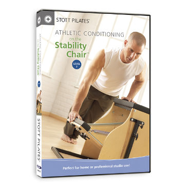 DVD - Athletic Conditioning on the Stability Chair Level 2