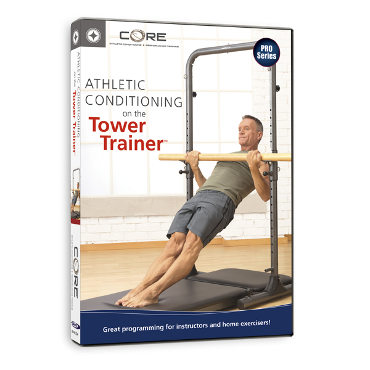 DVD - Athletic Conditioning on the Tower Trainer