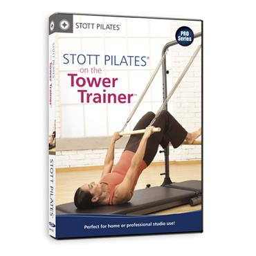 DVD - STOTT PILATES on the Tower Trainer