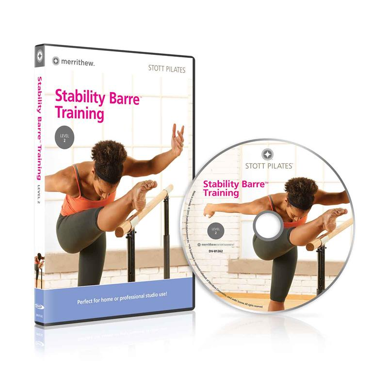 DVD - Stability Barre™ Training, Level 2