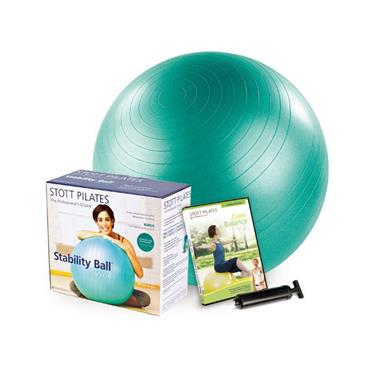 Stability Ball Plus Kit - 65cm (green)