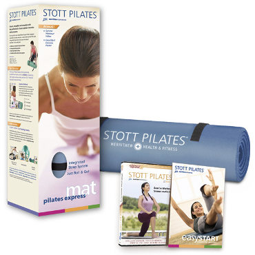 Pilates Express Mat Power Pack (blue)