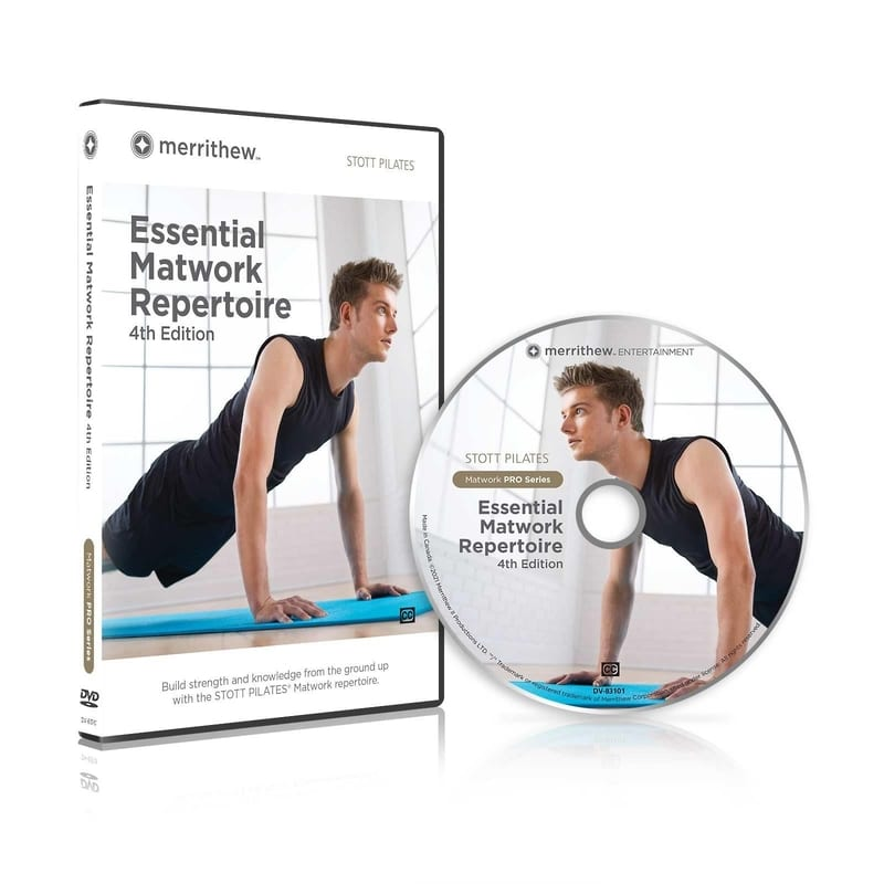 STOTT PILATES® · Essential Matwork Repertoire, 4th Ed.