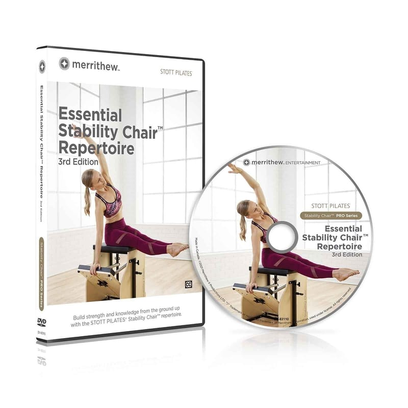 STOTT PILATES® · Essential Stability Chair™ Repertoire, 3rd Ed.