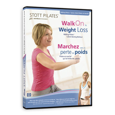 DVD - Walk On to Weight Loss (EN/FR)