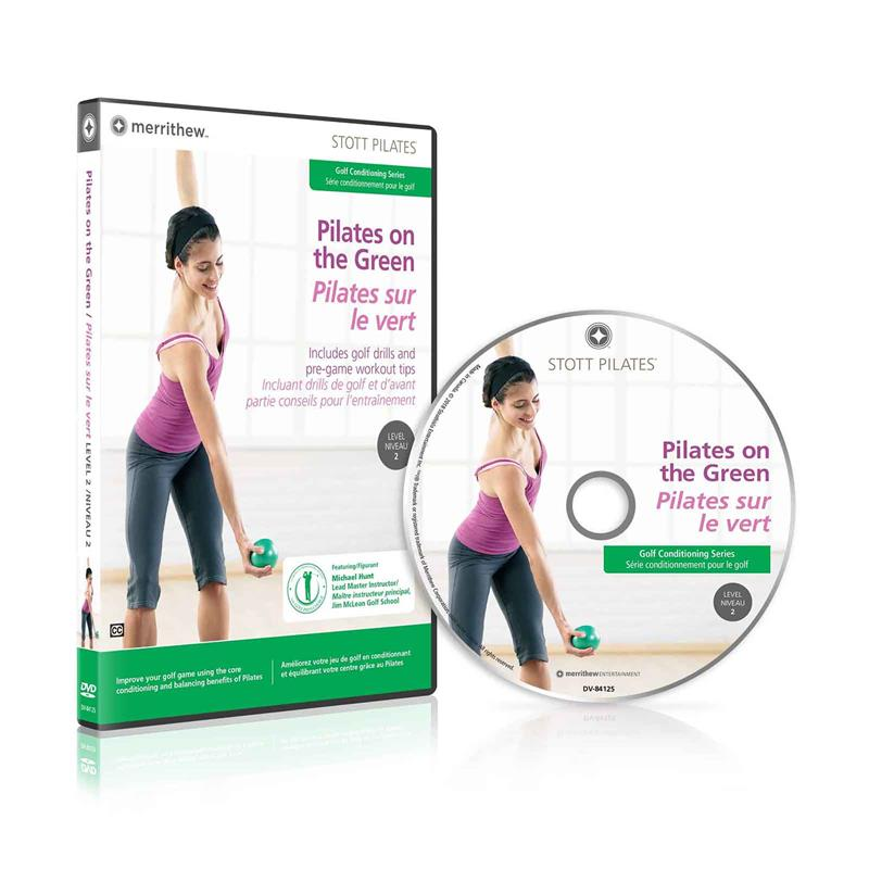 DVD - Pilates on the Green, Level 2 (EN/FR)