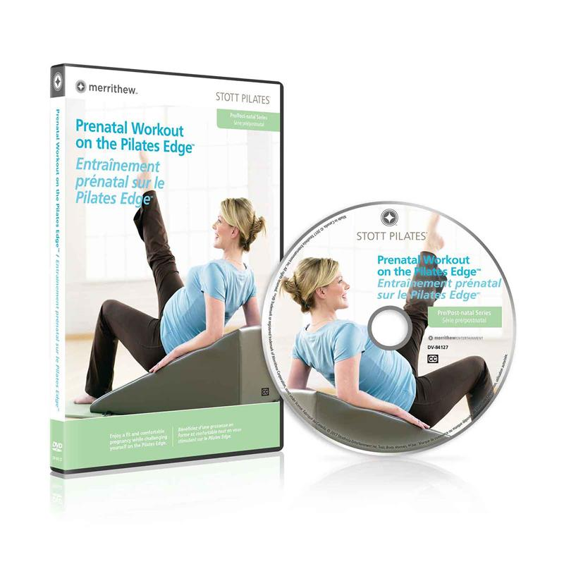 DVD - Prenatal Pilates on the Pilates Edge