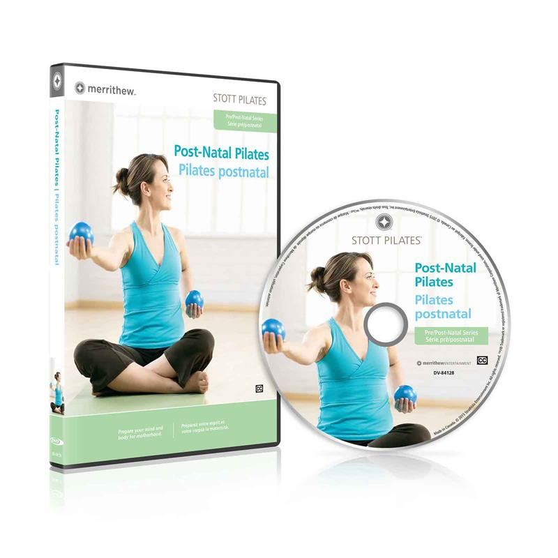 DVD - Post-Natal Pilates (EN/FR)