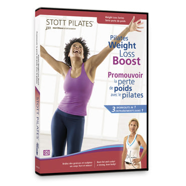 Pilates Weight Loss Boost