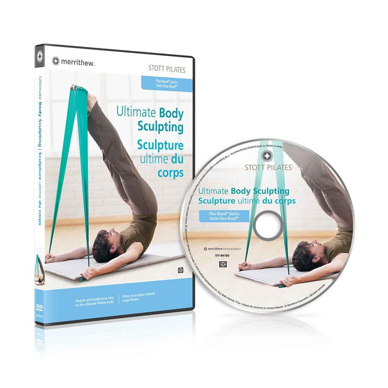 DVD - Ultimate Body Sculpting