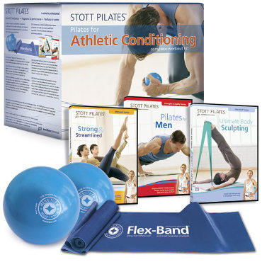 Pilates for Athletic Conditioning Workout Kit - EN/FR