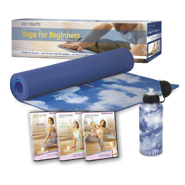 Yoga for Beginners Workout Kit