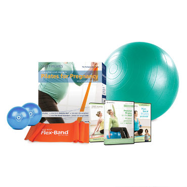 Pilates for Pregnancy Workout Kit