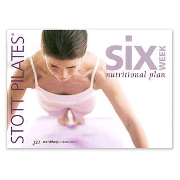 STOTT PILATES  Nutritional Plan