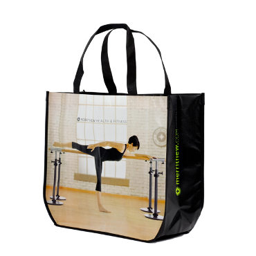Recycled Tote (2014) Barre
