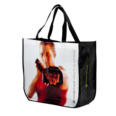 MERRITHEW™ Recycled Tote - Handweight