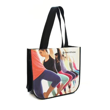 Merrithew™ Recycled Tote – Total Barre™