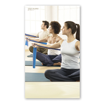 Pilates Poster - Flex-Band®